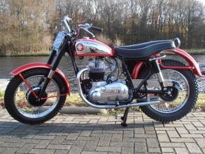 BSA classic bikes