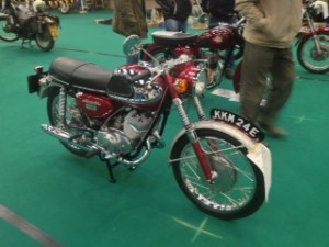 Donington Classic Japanese & European Motorcycle Show