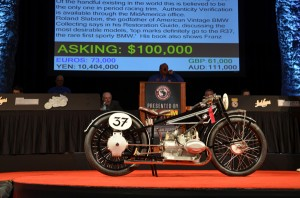 MidAmerica Host Most Successful Sale In History Of Las Vegas Motorcycle Auction