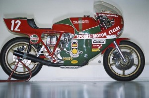 Mike Hailwood 1978 TT winning bike