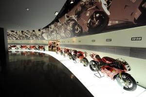 Ducati Museum in Bologna