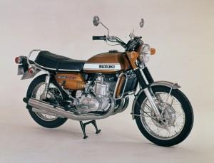 1971 Suzuki GT750