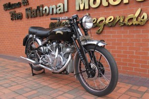 NMM Vincent Raffle BIke