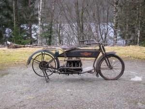 c.1914 Henderson Model C