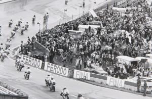 Spa-Francorchamps and Suzuki RG500