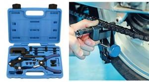 Universal Motorcycle Chain Tool Kit