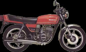 Suzuki GT250 X7