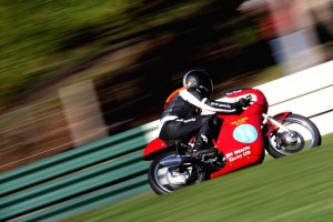 Classic bikes will tackle The Mountain this August at Cadwell Park's 80th celebrations