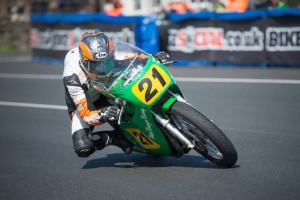 Costello Claims 5th Place in Classic 500 TT Race