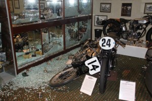 National Motorcycle Museum Trophies Stolen!