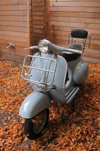 1962 Vespa 200CC VBB