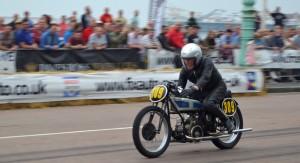Bikes at Brighton - 2014 Speed Trials