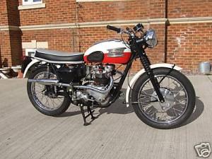 1961 Triumph Trophy TR6