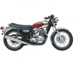 1975 Triumph T160