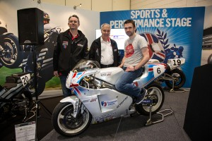 William Dunlop Joins National Motorcycle Museum Racing For 2015 Classic TT