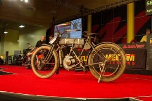 1907 Harley-Davidson Strap Tank