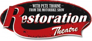 Brand New Restoration Theatre To Debut at Stafford Motorcycle Show