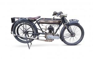 1916 Norton 490cc Model 8 'Brooklands Road Special'