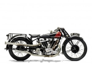 1926 Coventry Eagle 980cc Flying Eight