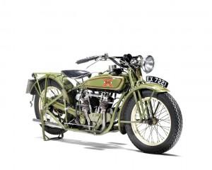 1927 Excelsior 750cc Super-X