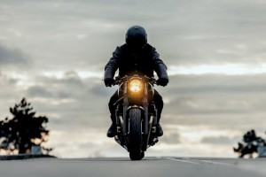 Yamaha's Yard Built XJR1300 Skullmonkee Unveiled in Paris