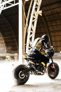 Ducati Scrambler custom bike