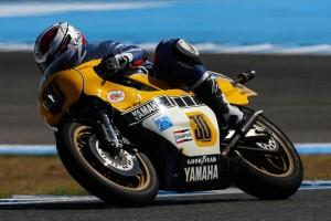 Kenny Roberts' 1981 Yamaha OW48R