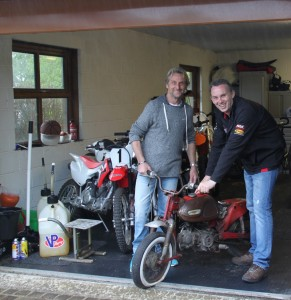 National Motorcycle Museum To Restore Foggys First Bike