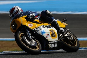 The Legends are back in action at Jerez Circuit
