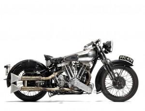 1937 Brough Superior 990cc SS100