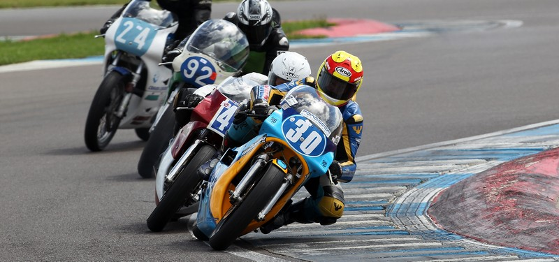Step Back In Time With Classic Bike Festival Classic
