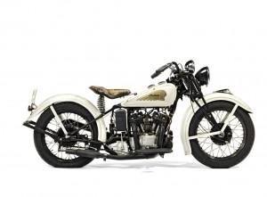 Ex-Steve McQueen,1934 Indian 750cc Sport Scout