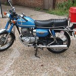 Honda CD200 Gallery
