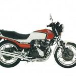 Honda CBX550 Gallery