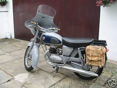 James Captain Gallery Classic Motorbikes