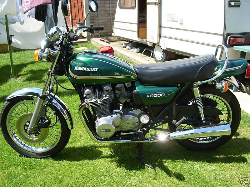 Kawasaki Kz Ltd For Sale
