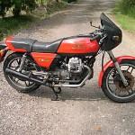 Moto Guzzi V35 Gallery