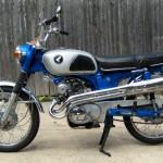 Honda SL125 Classic Bike Gallery