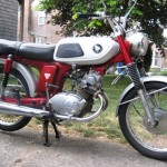 Honda SS125