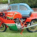 Ducati MHR (Mike Hailwood Replica)
