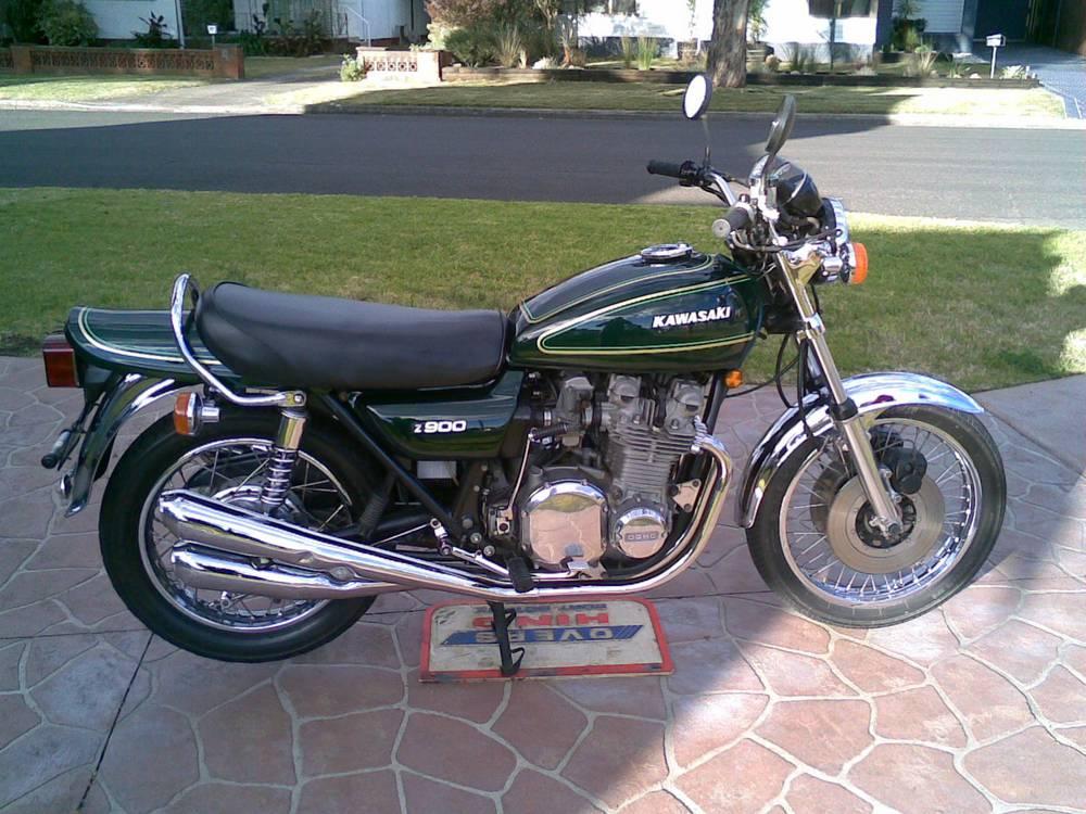 Kawasaki Z Turbo