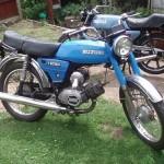 Suzuki A100 Classic Bike Gallery