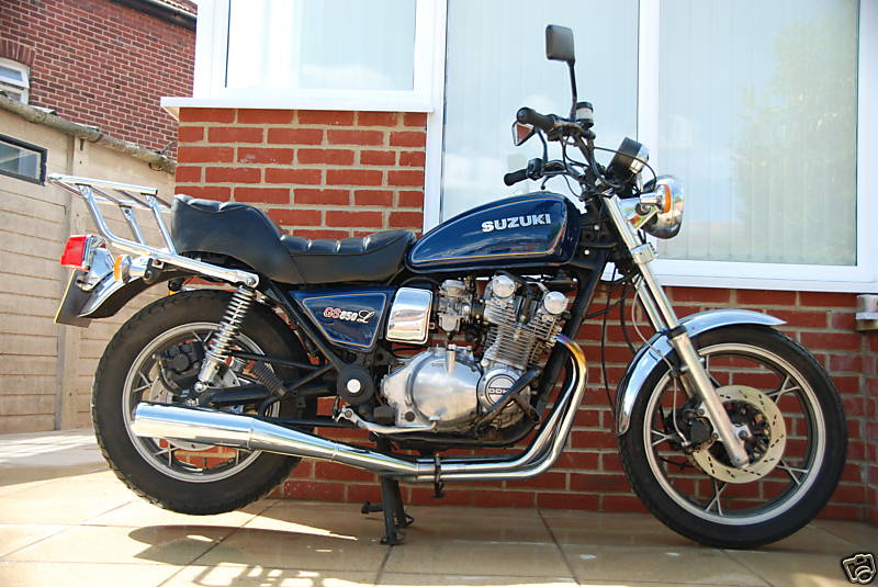 Yamaha Motorcycles For Sale >> Suzuki GS850 Gallery | Classic Motorbikes