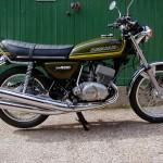 Kawasaki KH400 Gallery