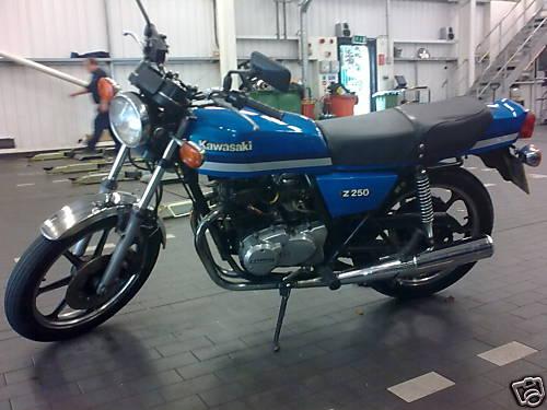 Kawasaki Motorbikes