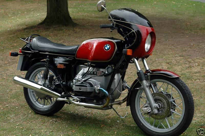Bmw R100 Classic Bike Gallery