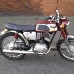 Yamaha YAS1 Classic Bike Gallery