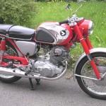 Honda CB72 Gallery
