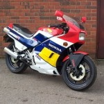 Honda NS400R Gallery