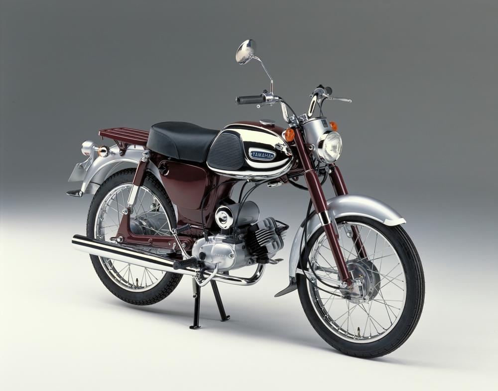 Yamaha YG1 Classic Bike Gallery